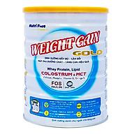 Sữa bột dinh dưỡng Nutri Plus Weight Gain dành cho người gầy, tăng cân hiệu quả Sunbaby NTSBTH2019 thumbnail