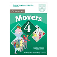 Cambridge Young Learner English Test Movers 4 Student Book thumbnail