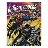Dc Comics Variant Covers thumbnail