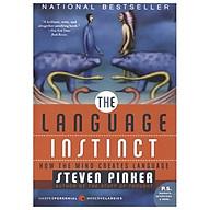 The Language Instinct How the Mind Creates Language (P.S.) thumbnail