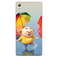 Ốp lưng dẻo cho điện thoại Sony Z3 _ Pig 23 thumbnail