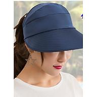 Mũ chống nắng rộng vành thời trang, nón chống nắng chống uv cho nữ thumbnail