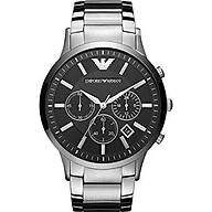 Emporio Armani Men s AR2460 Dress Silver Watch thumbnail