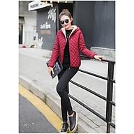 Áo khoác phao lót lông Cao Cấp HATI- AKP8839 thumbnail
