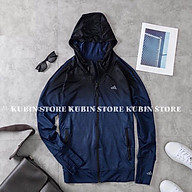Áo chống nắng nam, chất vải gai sần siêu thoáng mát, logo thêu có túi khoá thumbnail