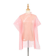 50PCS Disposable Waterproof Hair Salon Capes Haircut Apron Salon Shampoo Cape Salon Gown for Barbershop thumbnail