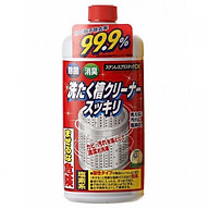 Chai tẩy lồng máy giặt 550ml (cửa trên và cửa ngang)- Made in Japan thumbnail