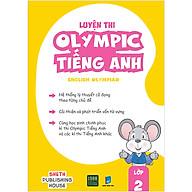 Luyện Thi Olympic Tiếng Anh - English Olympiad Lớp 2 thumbnail