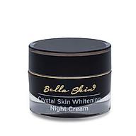 Kem trị nám, dưỡng trắng da Bella Skin Crystal Skin Whitening Night Cream (30g) thumbnail