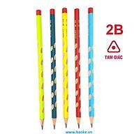 Combo 5 cây bút chì tam giác định vị 2B - Baoke PL1700 thumbnail