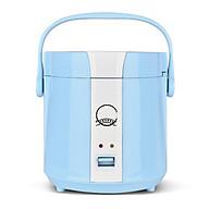 Nồi cơm điện mini Meiyun B12-A 1.2 lít nấu cơm hâm nóng nấu cháo hầm sữa thumbnail