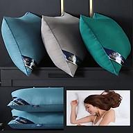 1 cặp Ruột Gối Đầu Cao Cấp Pillow Nhiều Màu Tiêu Chuẩn 5 Kích Thước 45x65cm (02 chiếc) thumbnail