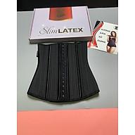 Đai slim latex thông hơi 25 xương dài 23 cm ( hàng cao cấp chuẩn âu ) thumbnail