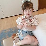 Áo dạng váy cho bé gái thumbnail