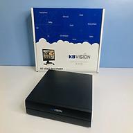 Đầu Ghi Hình 8 CH Kbvision KX-7108SD6 - Hàng Chính Hãng thumbnail