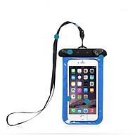 Túi Chống Nước An Toàn Và Thời Trang Cho Điện Thoại Smartphone Mã F004 Túi Chống Nước Mobile Phone Waterproof Case thumbnail