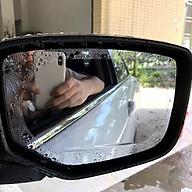 Miếng dán chống nước mưa gương xe 100x145mm thumbnail