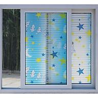 Giấy dán kính - decal dán cửa kính khổ 60 500 cm HPGLASS-0002 thumbnail