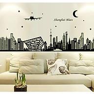 Decal dán tường Dạ quang Thượng Hải AmyShop DDQ012 (56 x 160 cm) thumbnail
