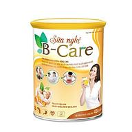Sữa nghệ B-Care Thức uống lan tỏa sứ mệnh Sức khỏe là vàng (dạng lon) thumbnail