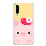 Ốp lưng dẻo cho điện thoại Huawei P30 - 0021 PIG05 - Hàng Chính Hãng thumbnail