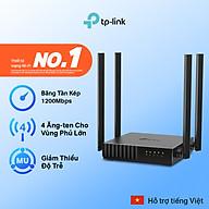 Bộ Phát Wifi TP-Link Archer C54 Băng Tần Kép Chuẩn AC1200 - Hàng Chính Hãng thumbnail