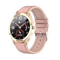 MK10 Smart Watch 1.3 inch Touch Screen Health Sleep Monitor Blood Pressure Heart Rate Smart Band Watch IP67 Waterproof thumbnail