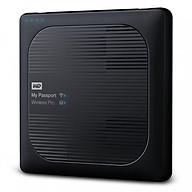 Ổ cứng di động WD My Passport Wireless Pro 2TB, WDBVPL0020BBK-NESN - Hàng Nhập Khẩu thumbnail