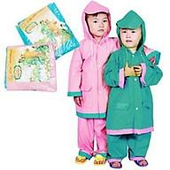 Bộ áo mưa cho bé thumbnail