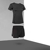Bộ quần áo thể thao nữ, Quần áo gym nữ chạy bộ (SP097) thumbnail