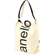 Túi tote ANELLO tay cầm chữ O đeo 2 kiểu AU-S0061 thumbnail