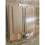 tủ gỗ mini để cạnh giường đã lắp săn như hình thumbnail