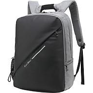 Balo Laptop Coolbell CB7007 (15 ) - Xám Đen thumbnail