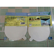 Set 20 giấy lọc cặn dầu ăn Hàng Nhật Chính Hãng thumbnail