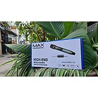 Micro không dây đa năng Max 39, Max 19 - Màn hình LCD hiển thị tần số - phù hợp cho mọi thiết bị - Hàng chính hãng thumbnail