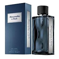 Abercrombie & Fitch First Instinct Blue Man Eau de Toilette 100ml Spray thumbnail