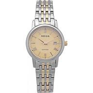 Đồng hồ NEOS N-30859L bạc phối vàng (nữ) thumbnail