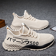 Giày sneaker thể thao nam thời trang buộc dây siêu nhẹ 266 thumbnail