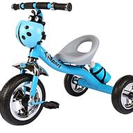 Xe đạp 3 bánh bình nước + giỏ con bọ thumbnail