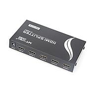 Bộ chia HDMI 1 ra 4 VIKI MT-SP144 - Hàng Chính Hãng thumbnail