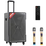 Loa kéo Karaoke Dalton TS-12G450X - Hàng chính hãng thumbnail