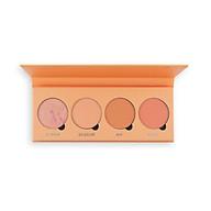 Bảng phấn má Revolution Blush Palette Makeup Obsession Isn t It Peachy (Bill Anh) thumbnail