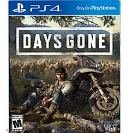 Đĩa Game Days Gone - ASIA Cho Playstation 4 - Hàng nhập khẩu thumbnail