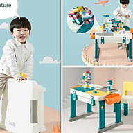Bộ bàn ghế LEGO đa năng cho bé thumbnail