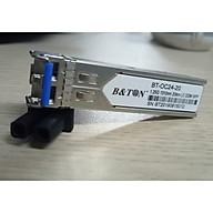 Modul quang 2 sợi LC 20km 1.25G BTON BT-OC24-20 Hàng Nhập Khẩu thumbnail