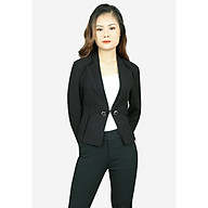 Áo vest nữ đen gạo ADH060DG thumbnail