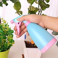 Bình nhựa dung tích 500ml đa dụng chứa nước rửa tay xịt tóc tưới cây thumbnail