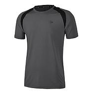 Áo cầu lông nam Dunlop - DABAS9034-1 Thoáng khí co giãn thoát mồ hôi tốt phù hợp vận động thể thao chơi cầu lông tennis thumbnail