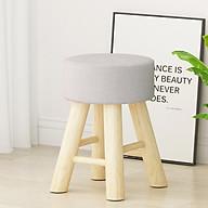 Ghế trang điểm bằng gỗ thumbnail
