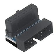 Đầu cắm đảo góc 90 độ chân cắm USB 3.0 trên mainboard thumbnail